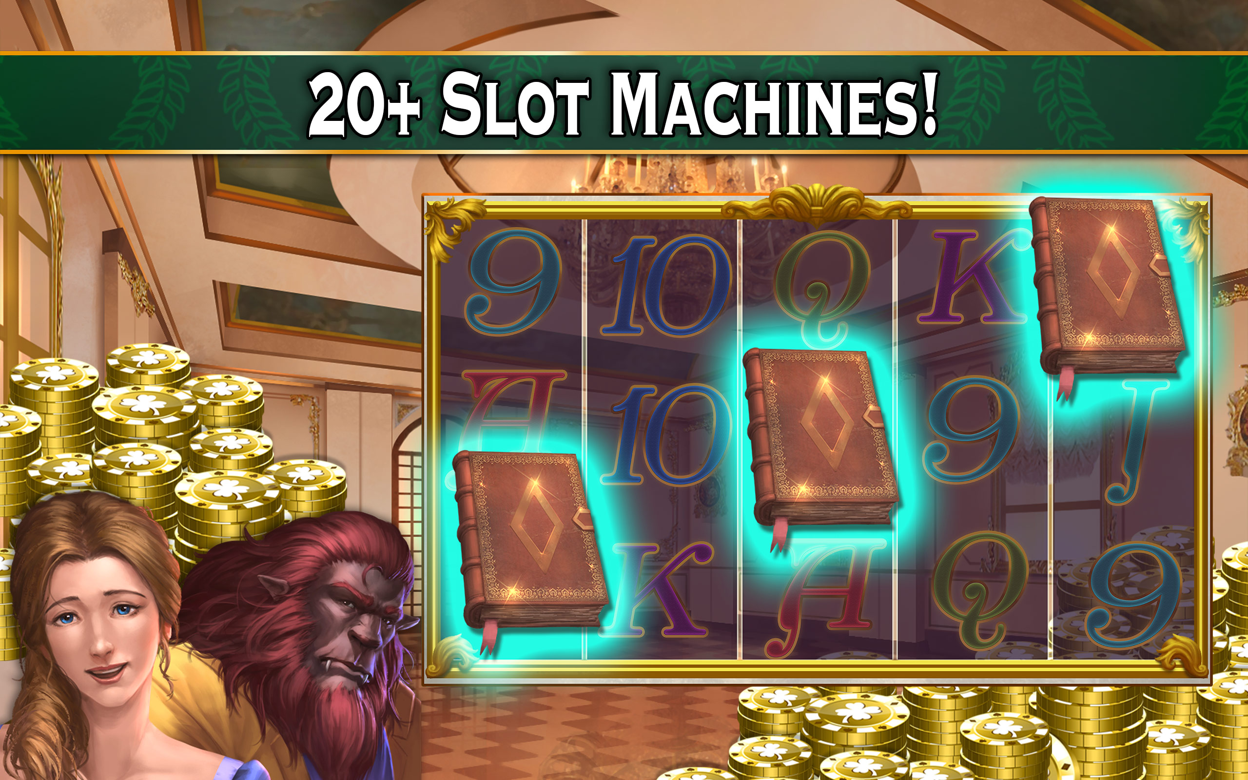 Epic slots for free