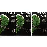 Dylon Machine Fabric Dye - Amazon Green (3 x 200g)