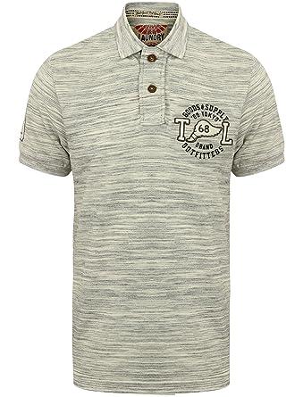 Tokyo Laundry - Polo - Camisa - Básico - para Hombre: Amazon.es ...