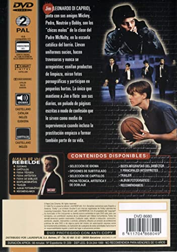 Diario De Un Rebelde [DVD]: Amazon.es: Varios: Cine y Series TV