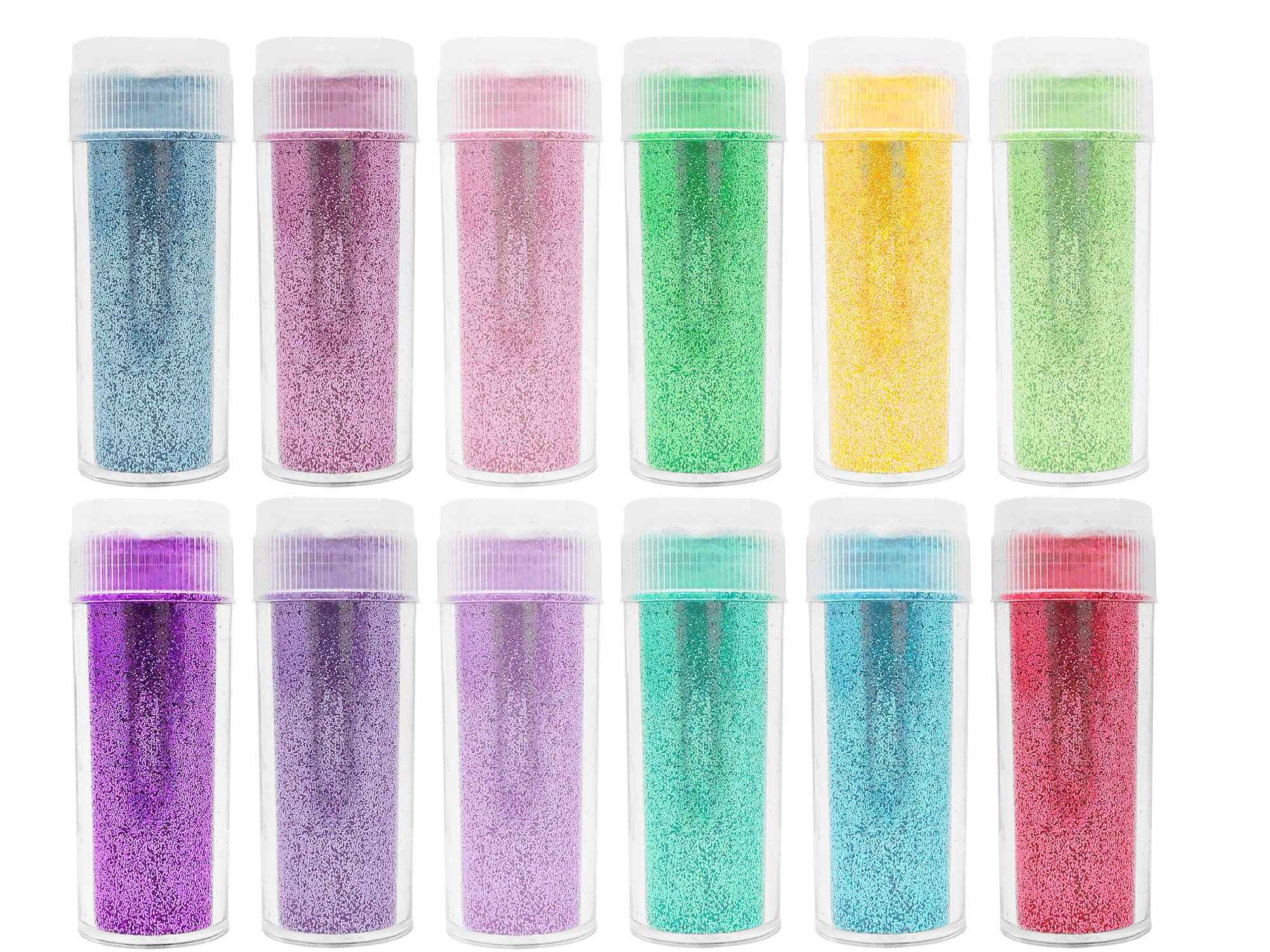 Epoxy Glitter Tumblers Kit, Includes Amazing Clear Cast Epoxy for Tumblers, Silicone Epoxy Resin Brushes, Glitter, Mod Podge by GRAS Art Bundles (Image #8)
