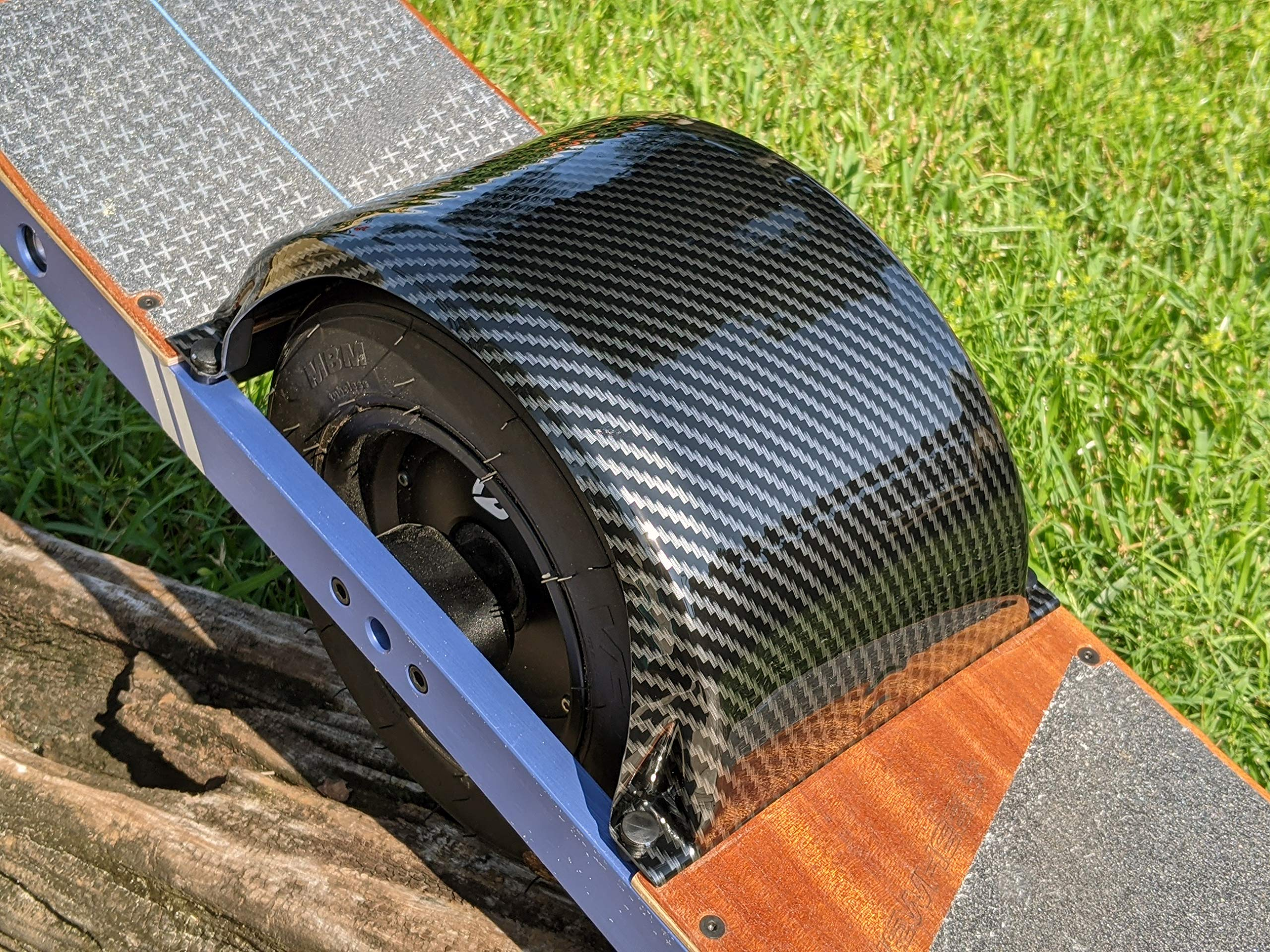 Guard Fender for OneWheel//+//+XR Compatible Cover Kit On... Impact Resistant