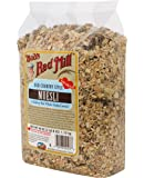 Bob's Red Mill Old Country Style Muesli Cereal, 40 Ounce