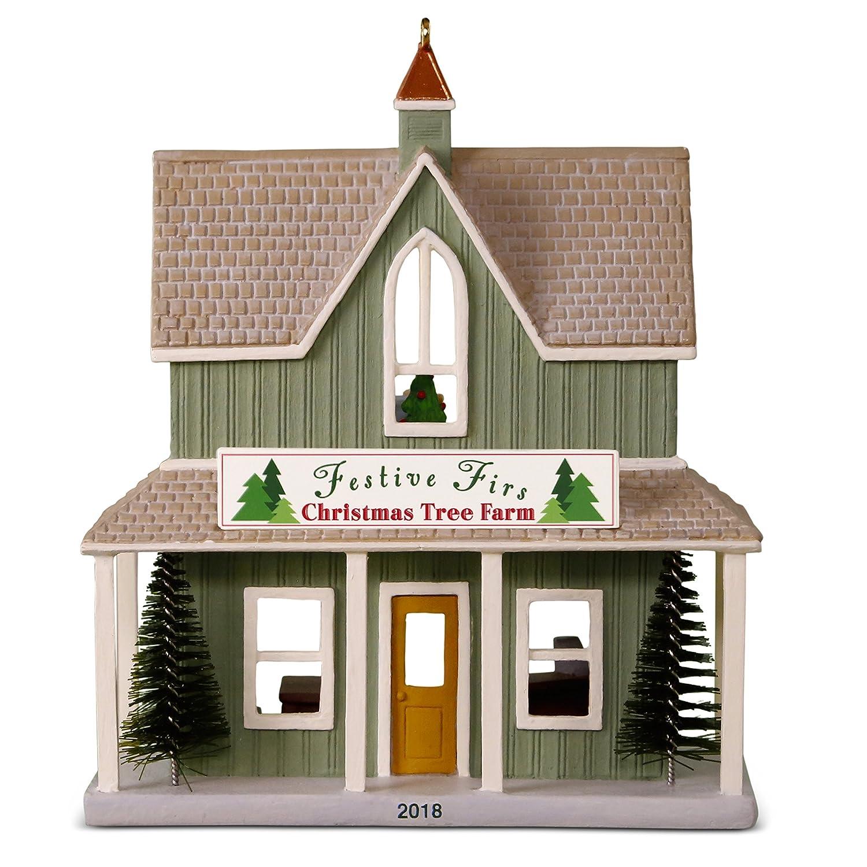 Hallmark Keepsake Christmas Ornament 2018 Year Dated, Christmas Angels Peace Hallmark Cards