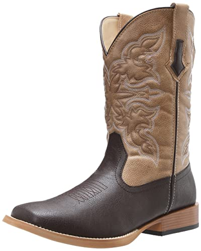 c7ec2c77be6 ROPER Men s Square Toe Cowboy Boot