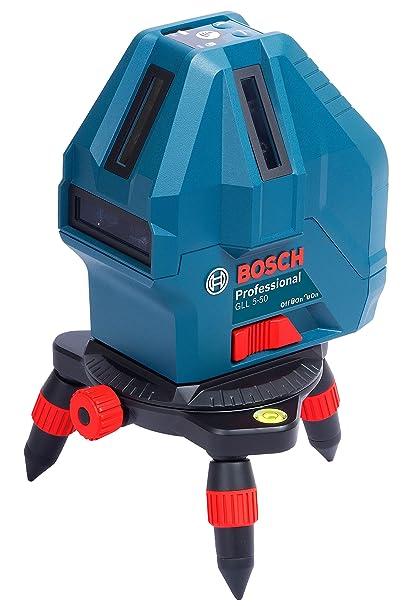 Láser de líneas Bosch GLL5-50