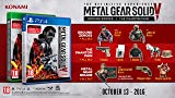 Metal Gear Solid V Definitive Experience PS4