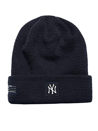 Image Unavailable. Image not available for. Color  New Era MLB New York  Yankees Sport Stocking Knit Hat ... 6496a0555d2