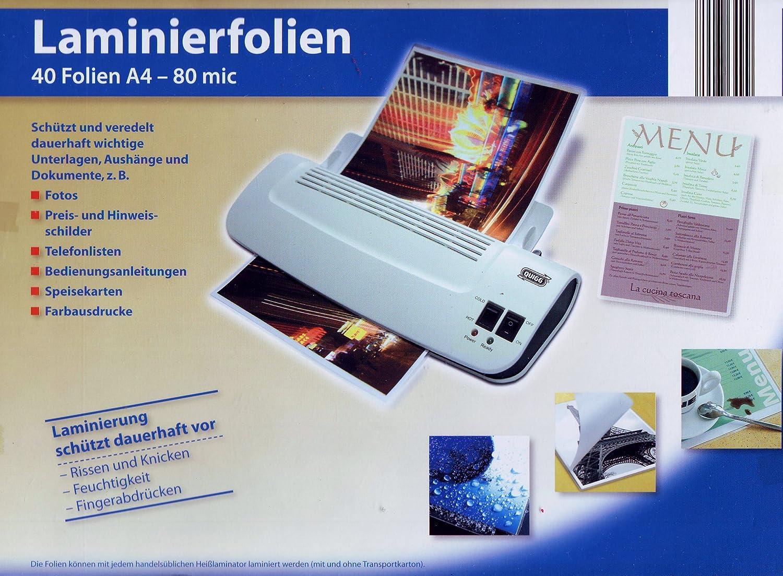 5er Packung Snopake Polyfile A4 Niete Mappe Electra Farben