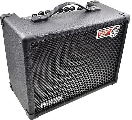 Amplificador combo para guitarra Joyo pedales DC-30: Amazon.es ...