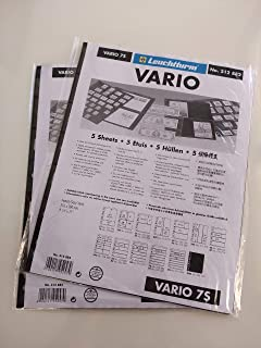 25 Lighthouse VARIO 6S pages Professional Pack SG/_B076M7F43D/_US