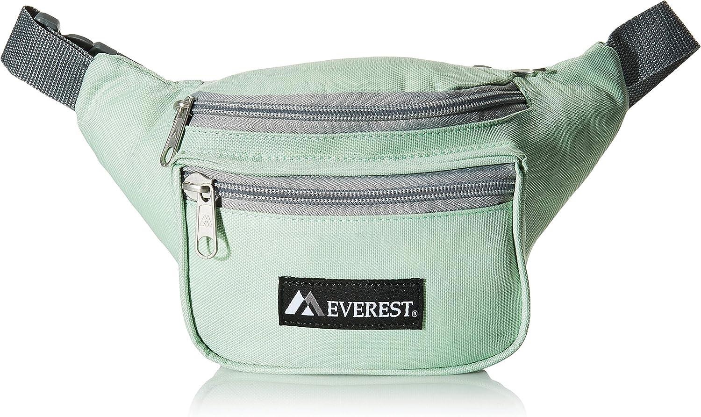 Everest Signature Waist Pack - Standard, Jade, One Size,044KD-JD