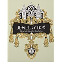 Jewelry Box Coloring Book: Published in Sweden As Smyckeskrinet