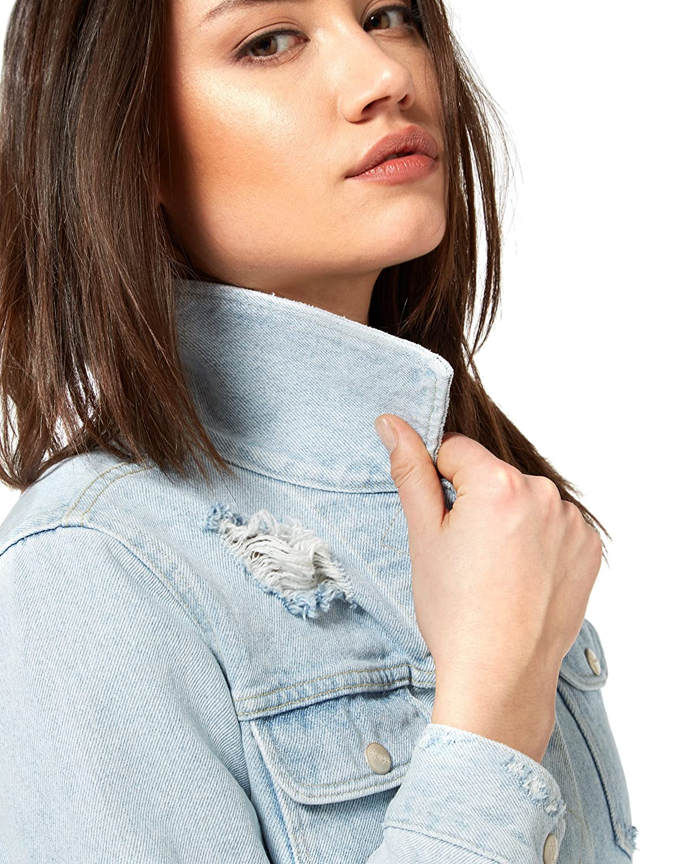 590cff1eea Wrangler Women s Heritage Jeans Jacket  Amazon.co.uk  Clothing