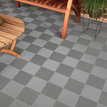 Amazon Blocktile B2us4630 Deck And Patio Flooring Interlocking