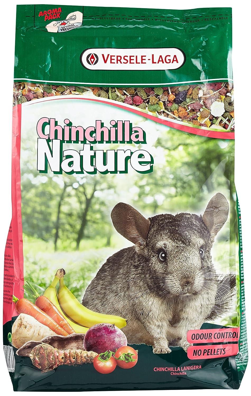 Versele-laga A-17455 Nature Chinchilla - 2.5 kg Versele Laga 461360