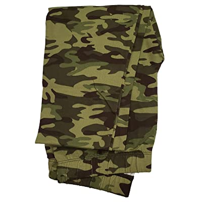 No Boundaries Camo Green Ankle Legging at Women's Clothing store