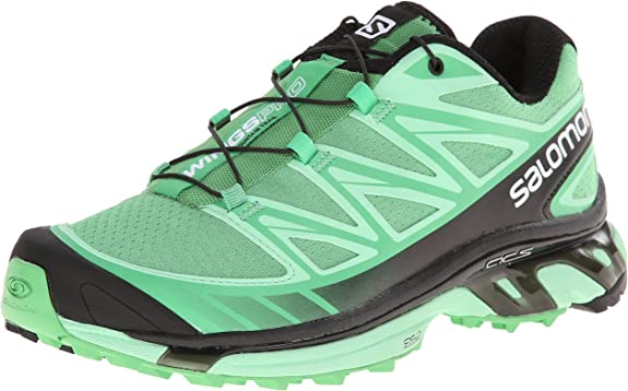 Salomon Wings Pro Women s Trail Zapatillas de Deporte, Color ...