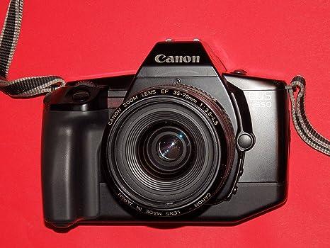 Canon EOS 650 – SLR Cámara – Cámara réflex analógica Incluye ...