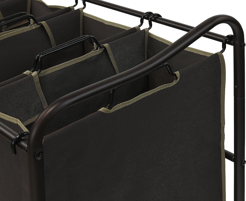 Amazon.com: Carro clasificador de lavandería: Home ...