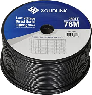 ALARM WIRE 22/4 UNSHIELDED 500FT SOLID SECURITY CABLE BURGLAR ...