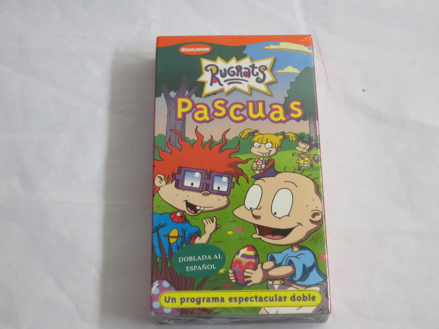 Amazon.com: Rugrats - Easter (Spanish Dubbed Version) [VHS ...