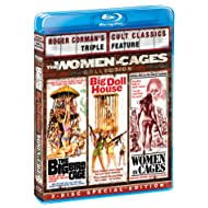 Roger Corman's Cult Classics Triple Feature: (The Big Bird Cage / Big Doll House / Women in Cages)