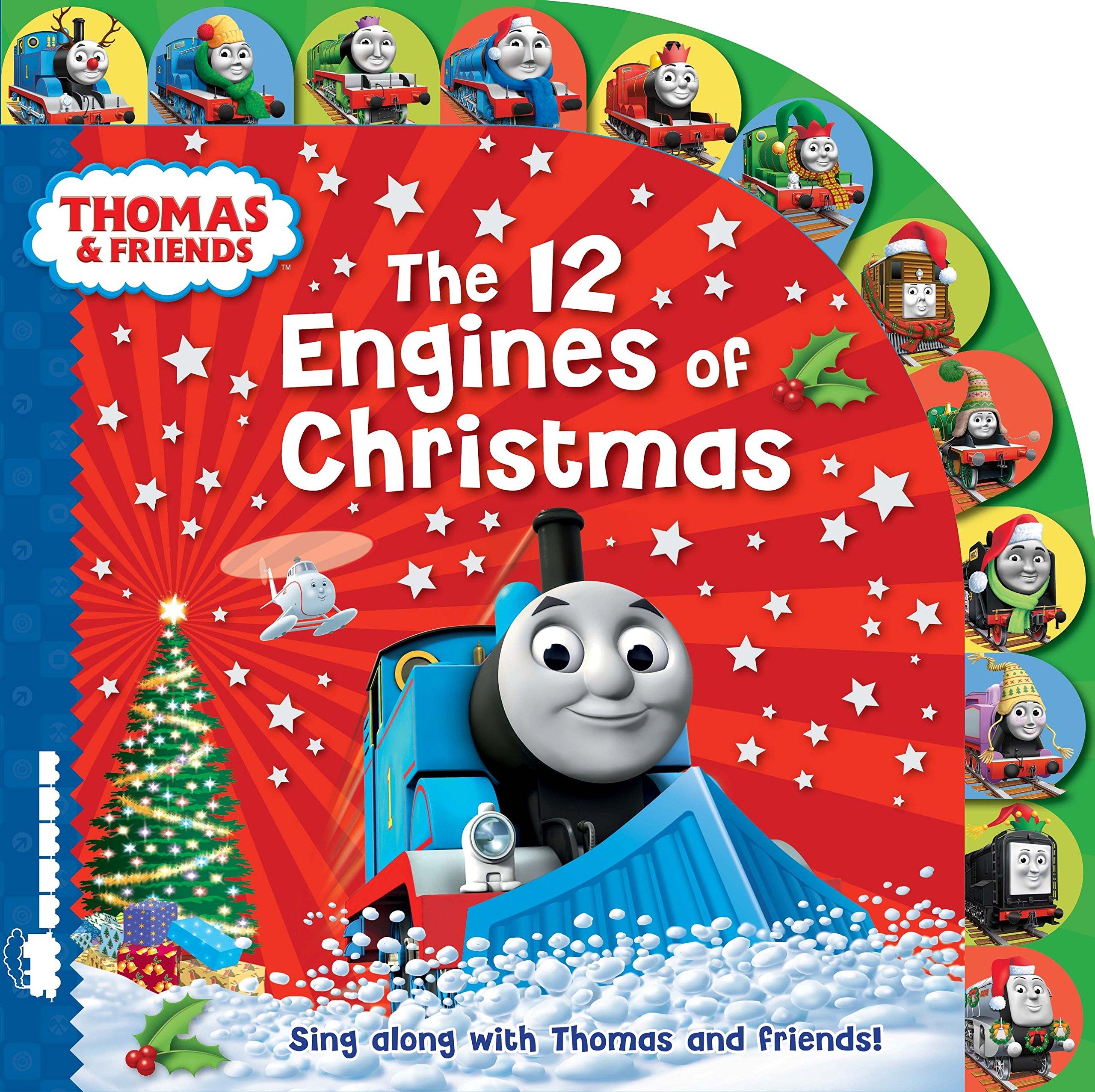 Thomas & Friends: The 12 Engines of Christmas (Thomas the Tank ...