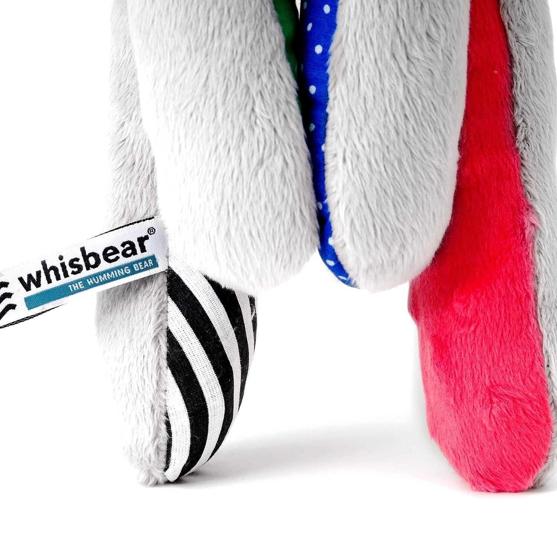 Whisbear LOurson Apaisant Turquoise