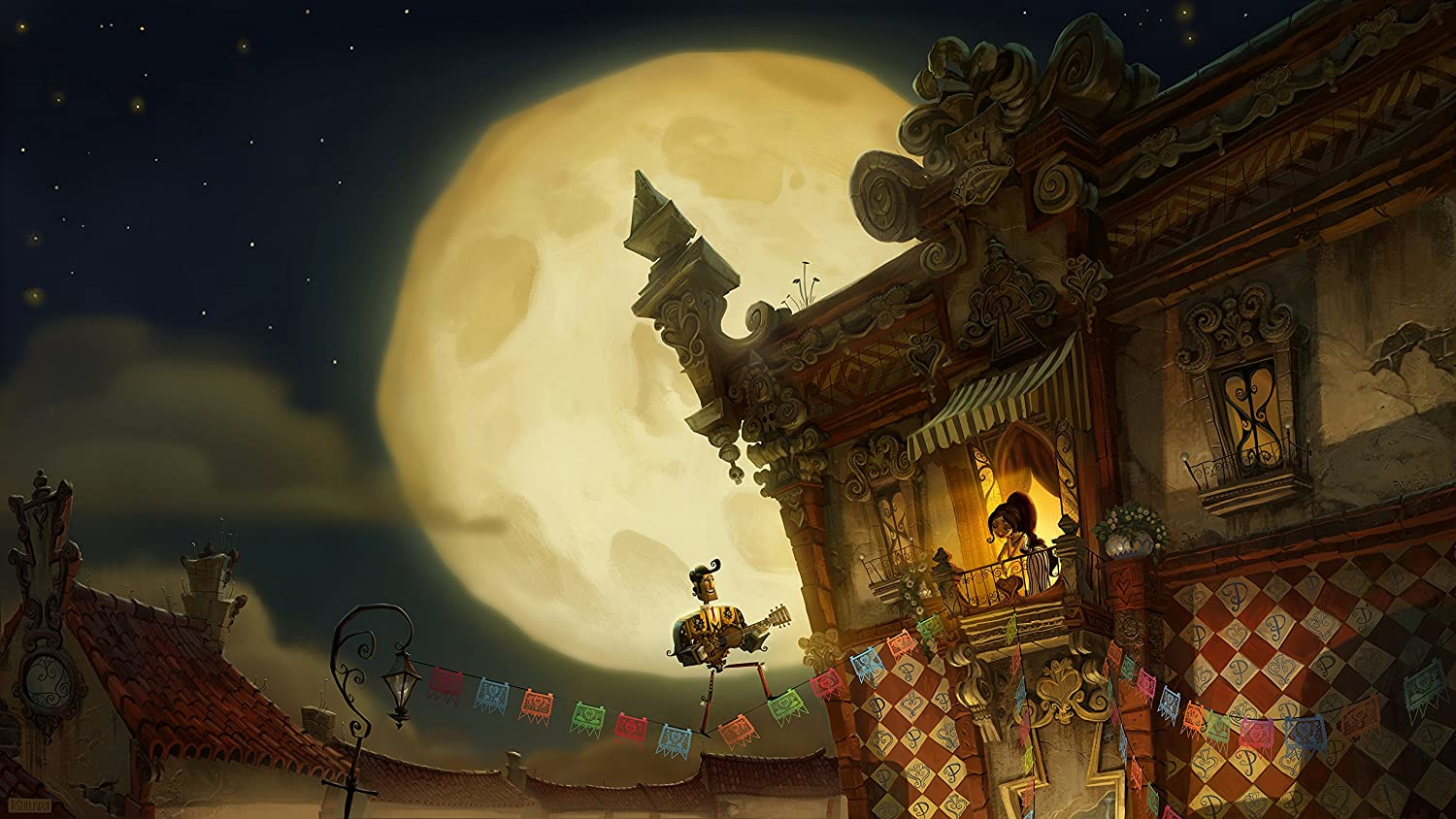 Posterhouzz Movie The Book Of Life Manolo Maria Hd Wallpaper