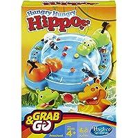 Hasbro Gaming Jogogaming Hipopótamos Comilõesgrab &go