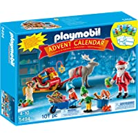 PLAYMOBIL - Calendario de Adviento Calendario de Navidad