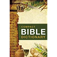 Zondervan's Compact Bible Dictionary (Classic Compact Series)