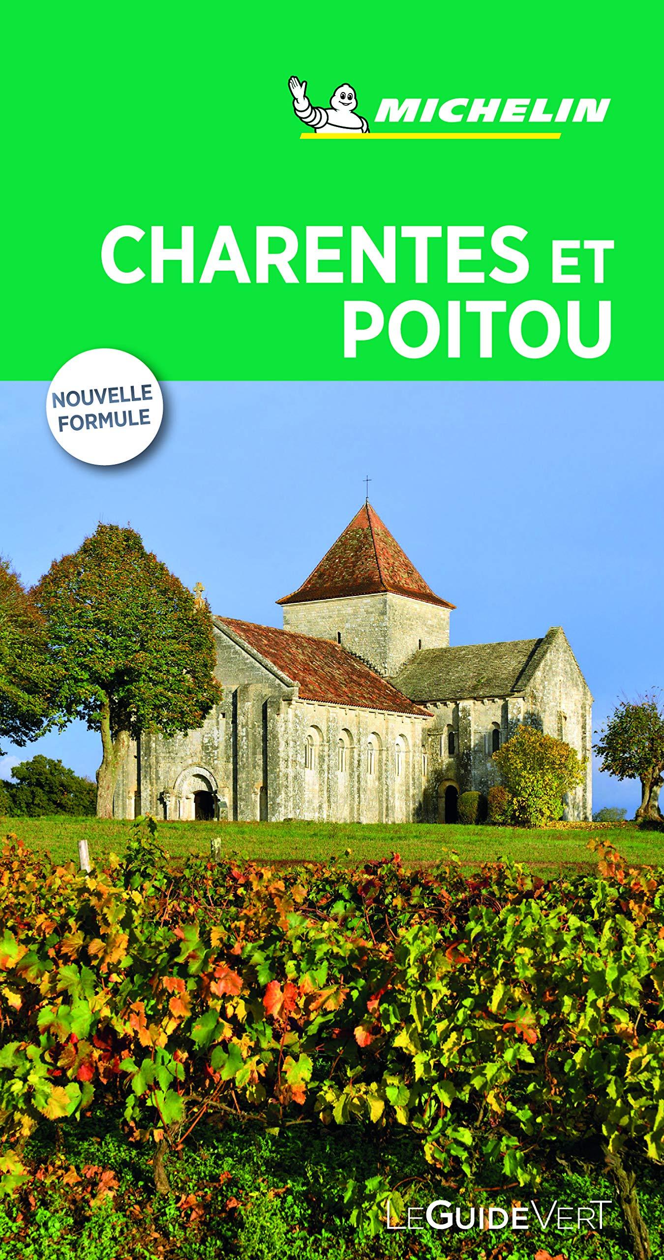 Poitou Charentes Le Guide Vert La Guía Verde Michelin: Amazon.es: MICHELIN: Libros en idiomas extranjeros