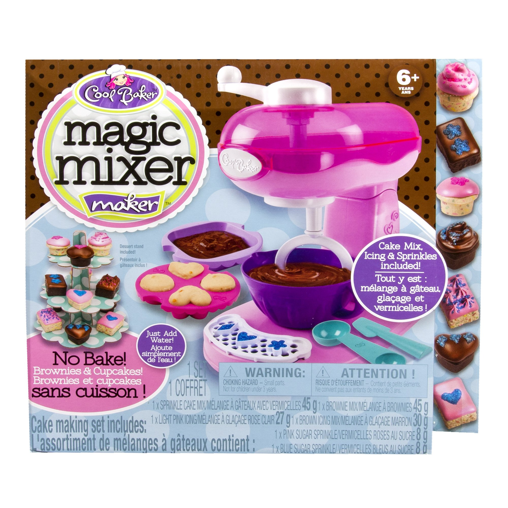 Cool Baker Magic Mixer Maker - Pink by Cool Baker (Image #12)
