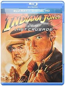 Indiana Jones and the Last Crusade [Blu-ray]