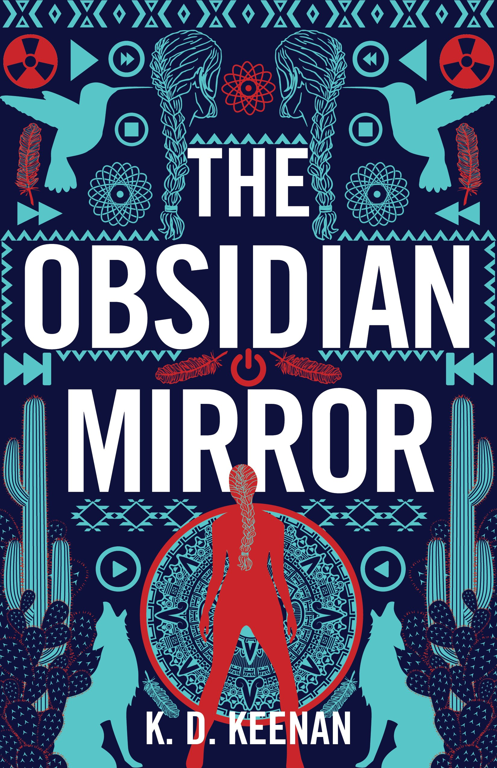 The Obsidian Mirror (Gods of the New World) ebook