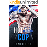 Hot for the Cop: An alpha man and curvy woman romance (Hot for Heroes Book 3)