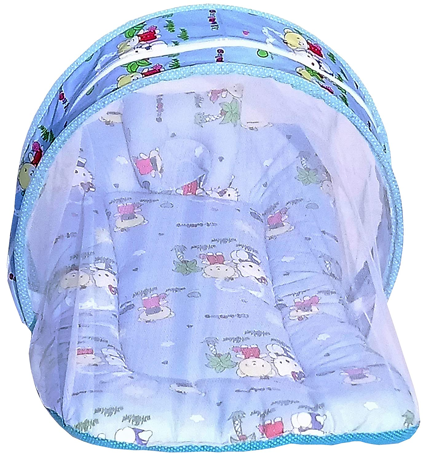 Baby Cot Bedding Set with Mosquito Net