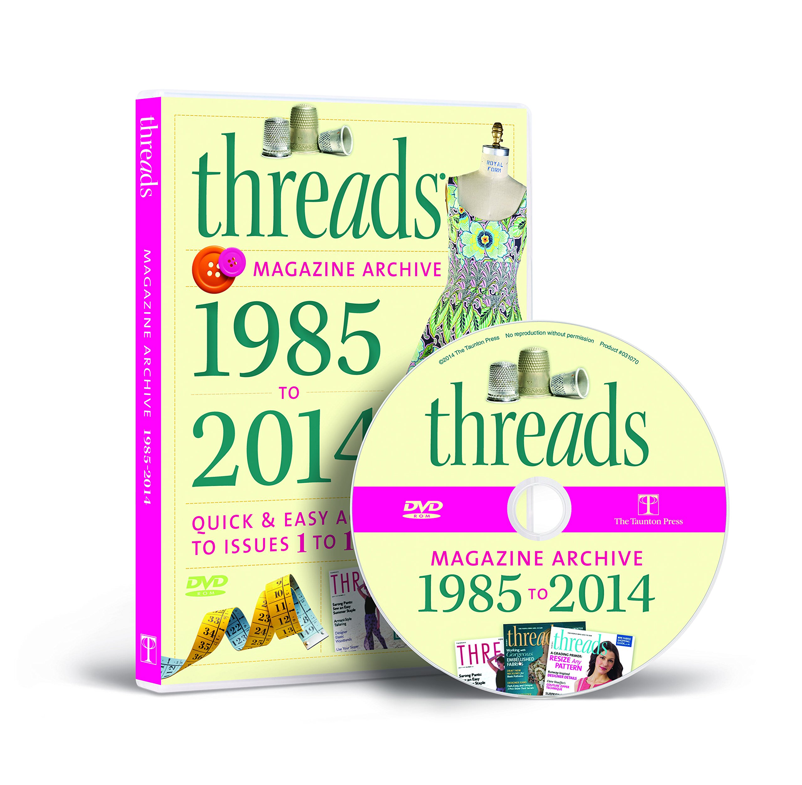 Thread's 2014 Magazine Archive