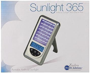Zadro Sunlight 365, Artificial Sunlight 365 Days a Year