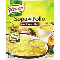 Knorr Sopa Desh Pollo Conchitas - 58 gr