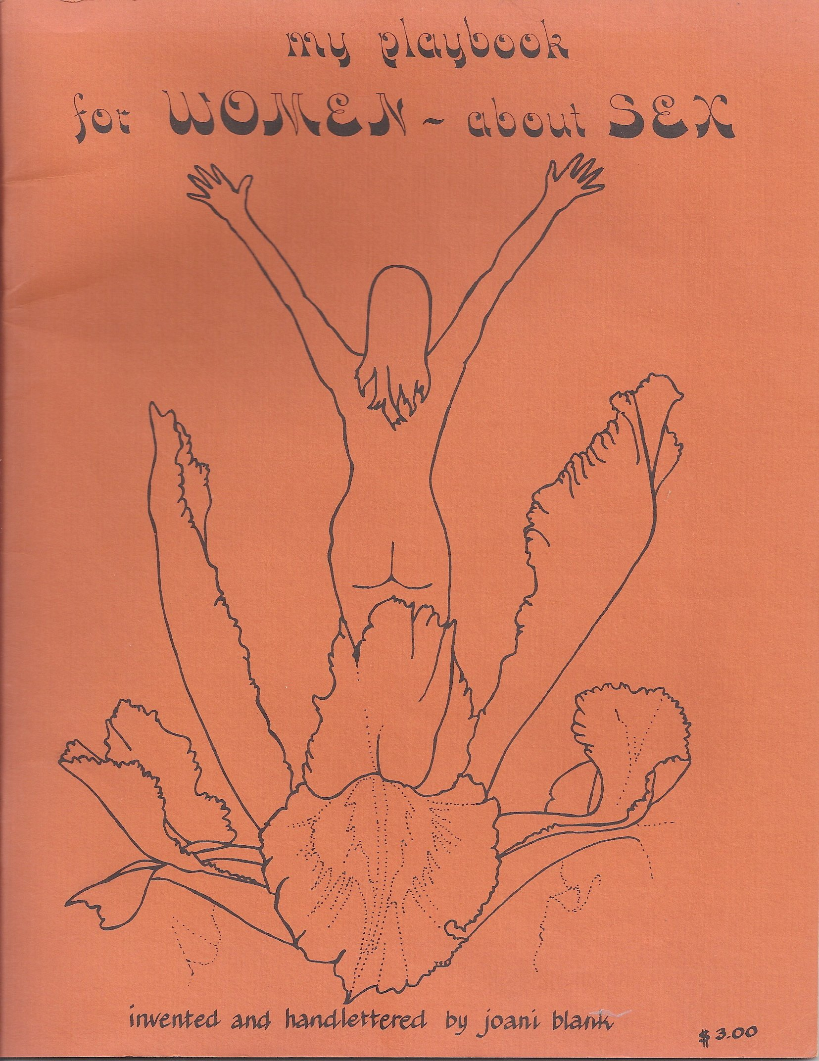 The Playbook for Women about Sex, Blank, Joani