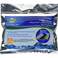 3-Pack PetSafe Drinkwell Premium Carbon Replacement Filters