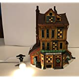 DEPT 56 DICKENS VILLAGE BARMBY MOOR COTTAGE RETIRED #58324 MINT