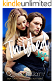 Twisted (Rockstar Romance) (Lost in Oblivion Book 2)