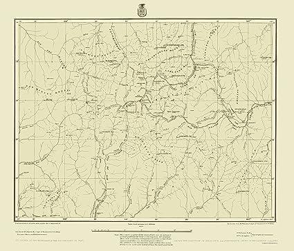 Amazon Com Topographical Map Colorado Southwest Colorado Us