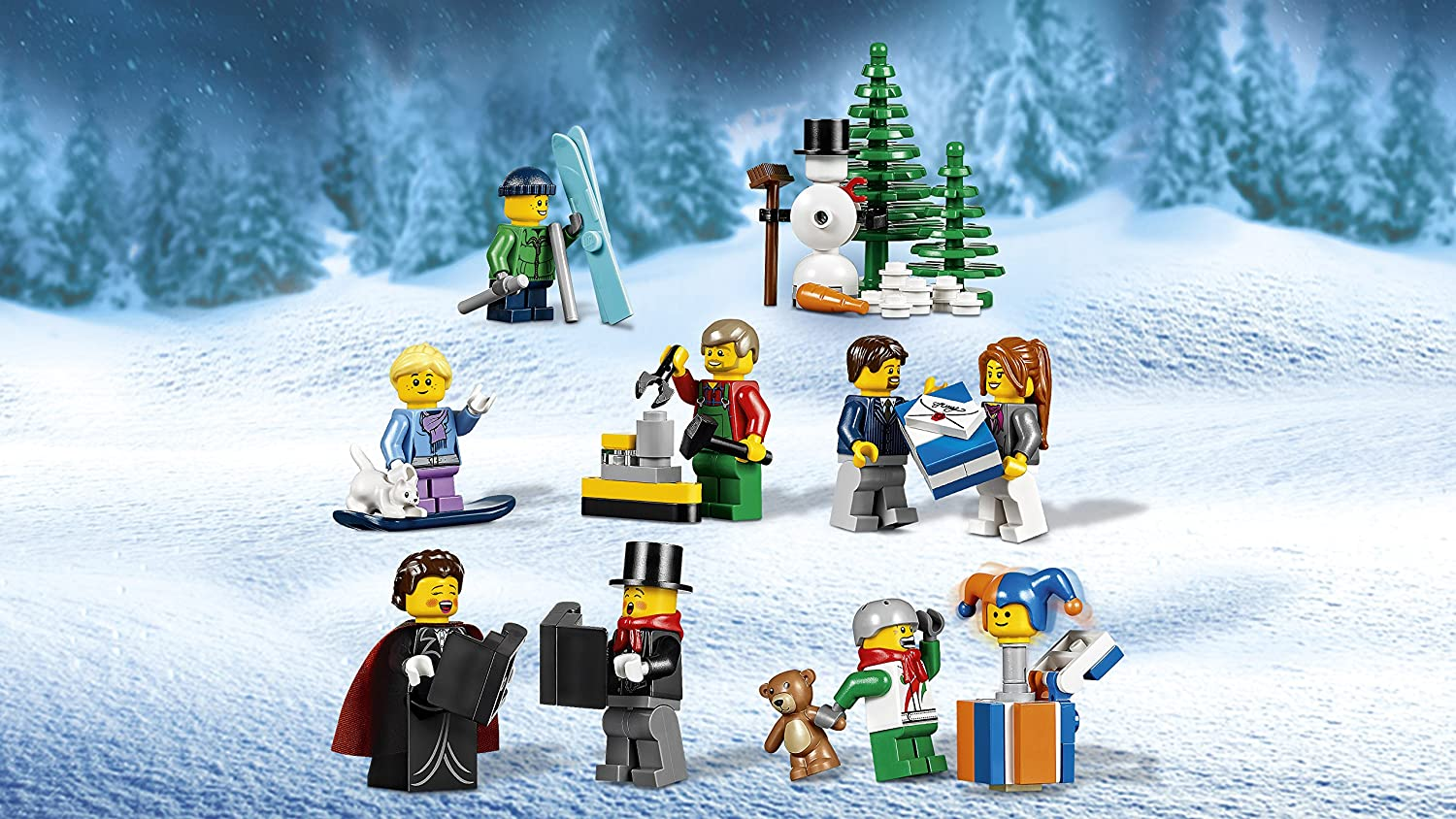 Lego Creator Expert Winter Toy Shop 10249 Toys Games Exclusive