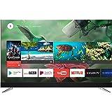 Téléviseur TCL U49C7006 LED 4H Ultra HD 49' (124 cm) 16/9 - 3840 x 2160 pixels - TNT, Câble et Satellite HD - Wi-Fi - DLNA - 1600 Hz