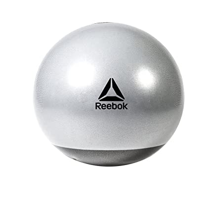 antiguo liderazgo Adolescencia  Buy Reebok Men's Stability Gym Ball - Grey, 75 cm (Two Tone) RAB-40017GR  Online at Low Prices in India - Amazon.in